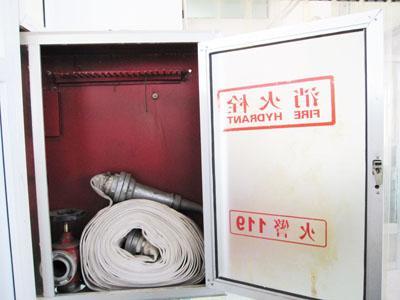 淄博冠良御景消防栓无水 居民家中起火暴露小区安全隐患