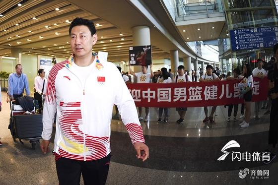 中国篮协拟聘任李楠为国家队主教练