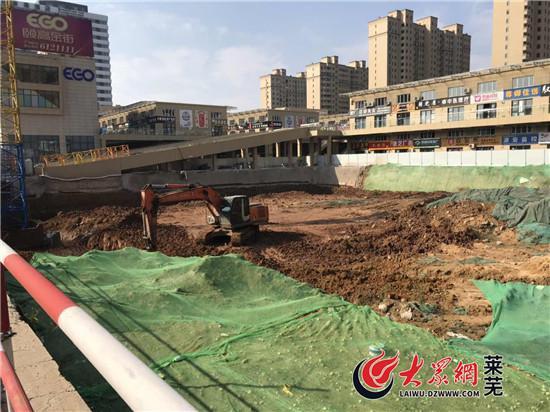 颐高公馆夜间施工扰民追踪:无视政府警告