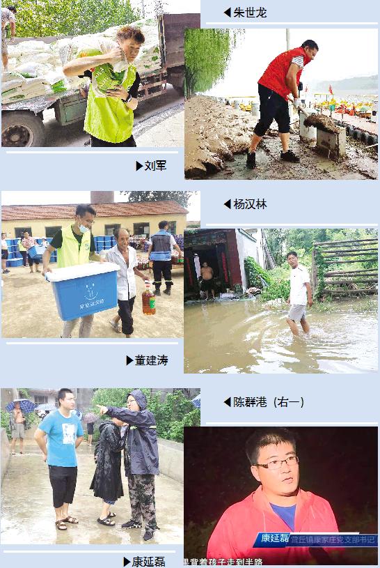 点赞青春正能量!潍坊抗灾救灾中的这些人值得我们学习