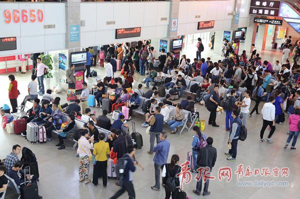 汽车站国庆预计到发旅客60万人次 这些目的地人最多