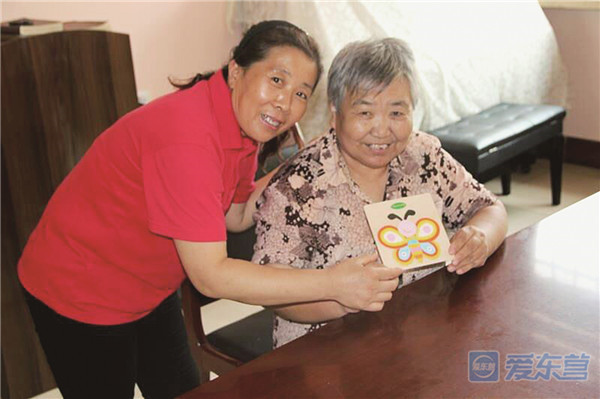 """市""""十佳模范老人""""候选人刘关方:用爱陪您慢慢变老"""