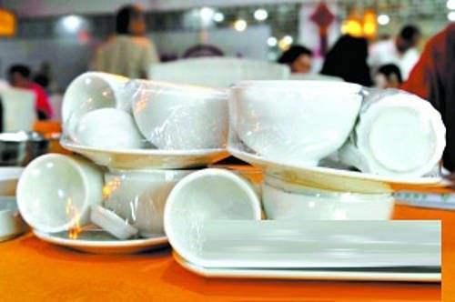 全市抽检餐饮具,即墨一企业大肠菌群超标被点名