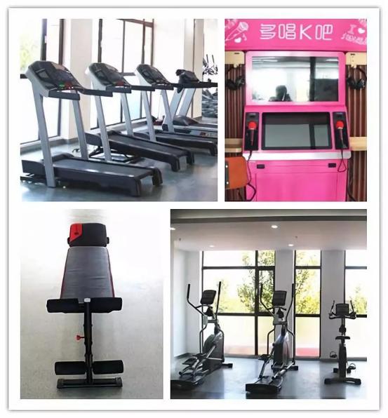 """比德文员工健身中心正式运营,""""中国好福利""""再升级~260"""