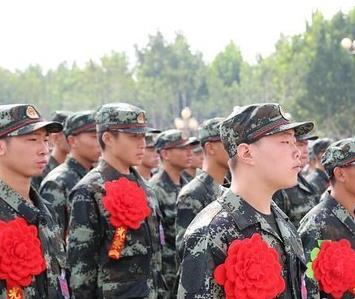2018年度东昌府区圆满完成征兵任务,大学生占九成