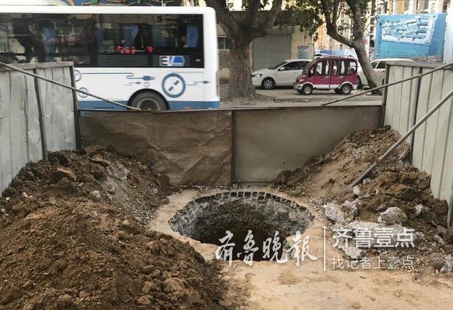 情报站|菏泽城区管道被挖断,三小区停气半个月