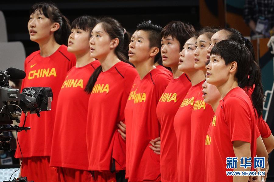 女篮世界杯:中国队负于澳大利亚无缘四强