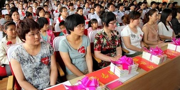 济宁市妇联认真打造公益服务品牌