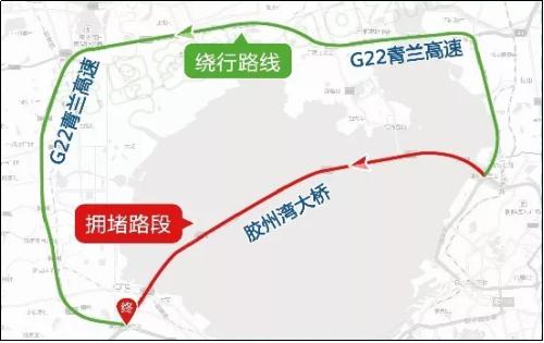 青岛交警发布国庆假期交通出行这份提示秘笈锦州到坝上草原攻略自驾图片