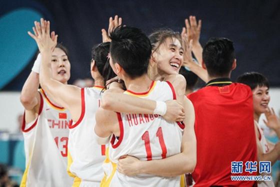 落后17分完成逆转!中国女篮打了多少人的脸