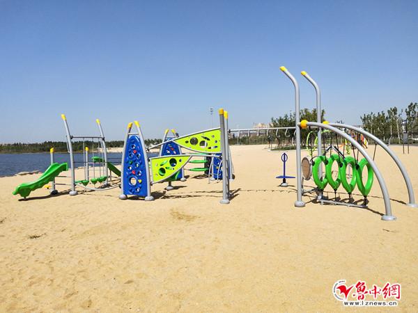 淄博孝妇河湿地公园二期国庆节开放 建有14处景点