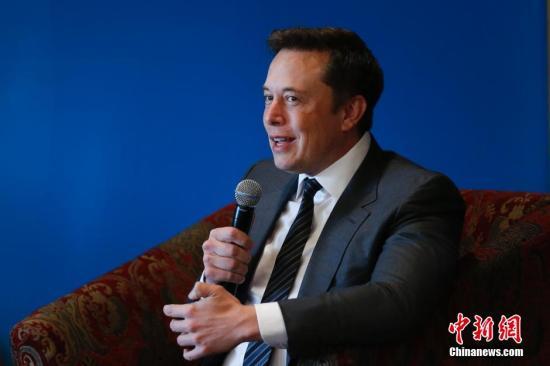 马斯克宣布辞去特斯拉公司主席一职
