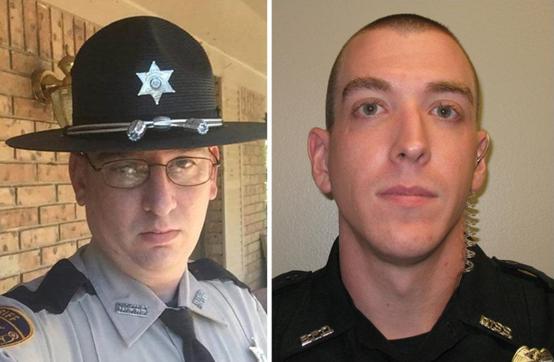 美国密西西比城区发生枪战 嫌犯射杀两名警察