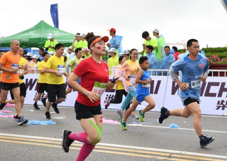 2018枣庄国际马拉松竞赛规程:你关心的都在这!