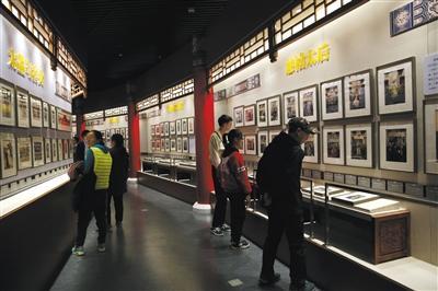故宫史上最大规模院外展落户太原 千余件文物还原宫廷百态