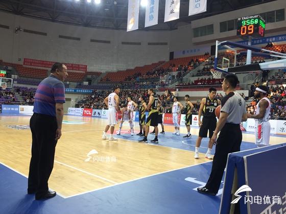 张庆鹏19分!CBA季前赛西王男篮90-82力克广东取得两连胜