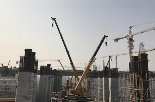 鲁南高铁建设喜报频传 临沂北站已现雏形