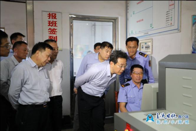 李永红:把安全生产时刻抓在手上 确保社会平安和谐稳定