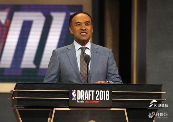 NBA副主席:常规赛暂不引入中国 将邀CBA球队赴美