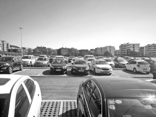 泰安节假日免费停车位再扩容