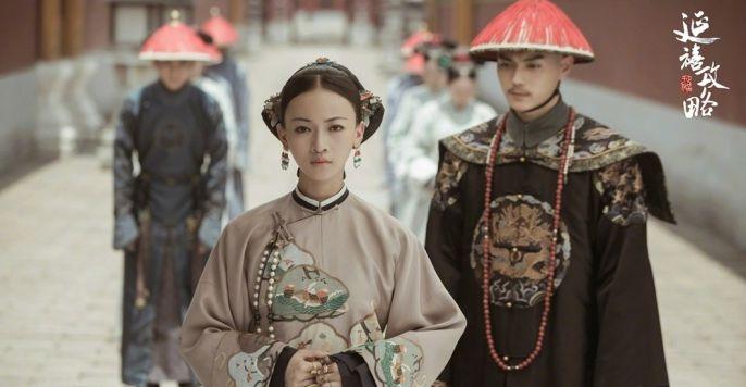 《延禧攻略》香港热播 两地电视业交流互动日渐频密