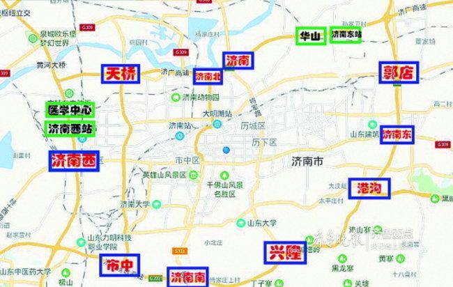 济南绕城高速收费站将达14个,郭店收费站提升将完工