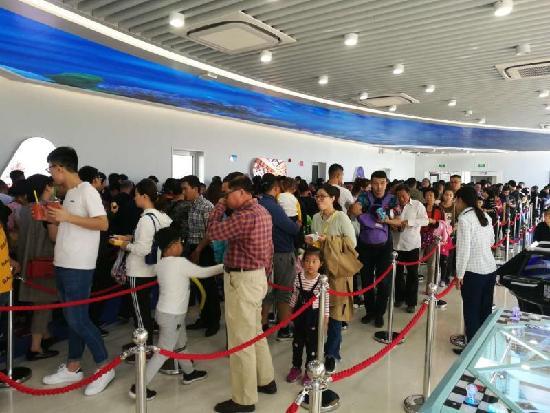 潍坊滨海国庆节假期接待游客达27余万人次
