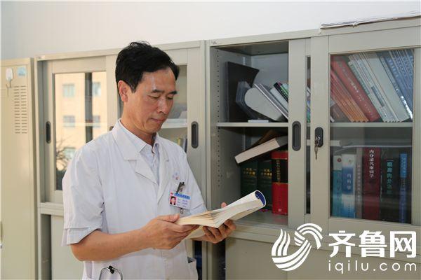 烟台毓璜顶医院陈述林:做一名时刻为患者着想的好医生