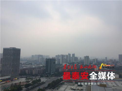 10日泰安市有轻霜冻!最低温仅5℃