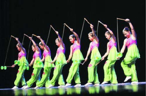 聊城:重阳节期间 7场杂技惠民演出等您欣赏