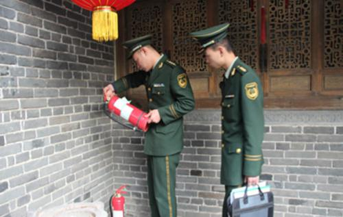 国庆期间聊城发生火灾23起 13家消防不达标单位被查封