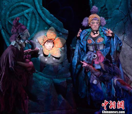 日本家庭音乐剧《素敵小魔女》中文版将在京首演