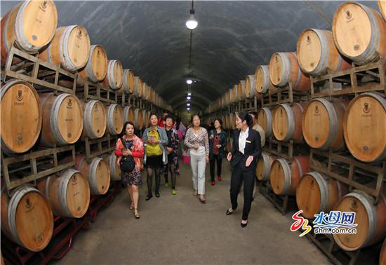 国内葡萄酒三成烟台造 我市葡萄酒企业达162户