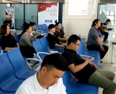 【今日聚焦】 濰坊:政務服務中心網上預約功能成擺設