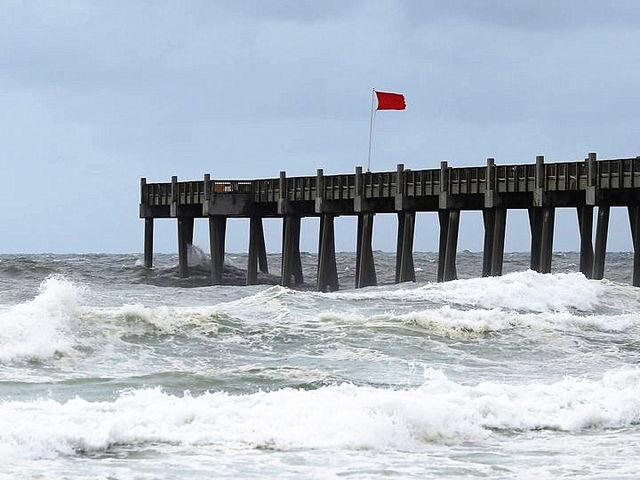 """两天连升三级 飓风""""迈克尔""""逼近美国""""阳光州"""""""