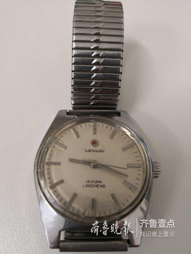 老物件讲故事| 1982年的泰山牌手表 现实版的时光机