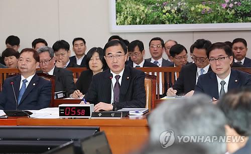 韩统一部长官:正在与朝方协商经济考察事宜