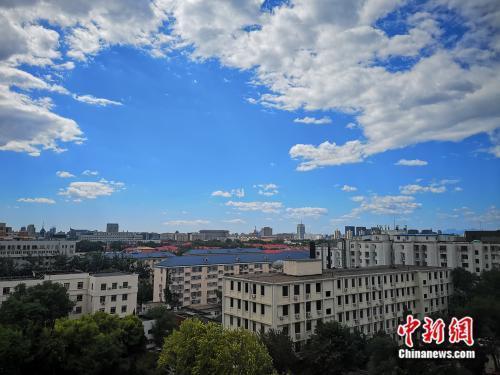 今年1-9月北京有160天空气优良 PM2.5浓度降16.7%