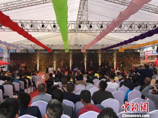 湖南举行首届汽配节 探索新型汽配交易模式