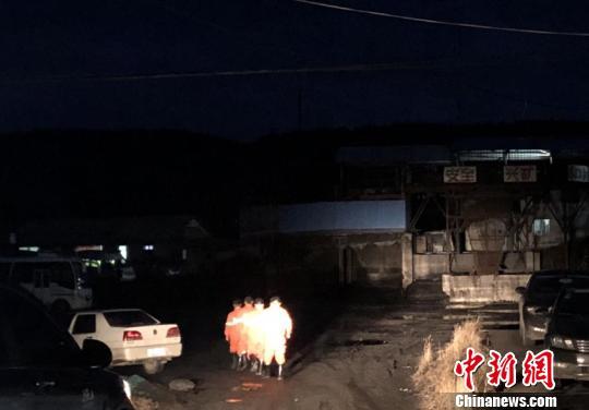 吉林桦甸兴桦煤矿井下发生瓦斯爆炸事故