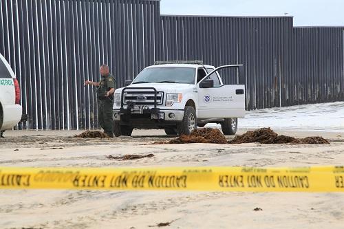 墨西哥地下运毒隧道延伸至美国境内 还配备太阳能照明