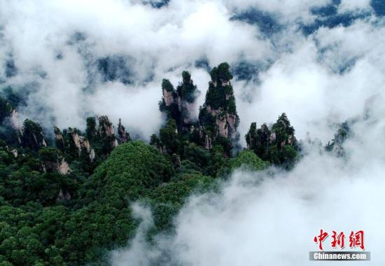 2018年度亚太地区八大探险胜地发布 中国三地上榜