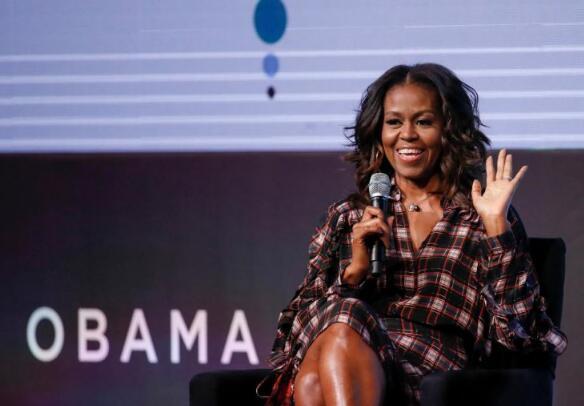 奥巴马夫人米歇尔要竞选美国总统?她本人这样说