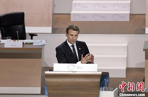 """第17届法语国家组织峰会开幕 马克龙吁""""重塑""""该组织"""