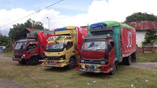 京东印尼首批救灾物资正式运抵灾区