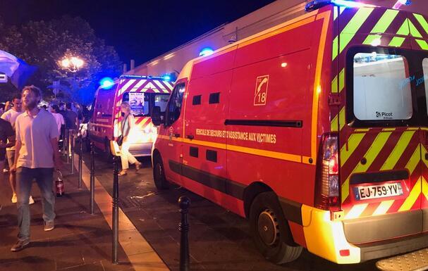 法国消防员出警受袭事件频发 引发相关协会愤怒
