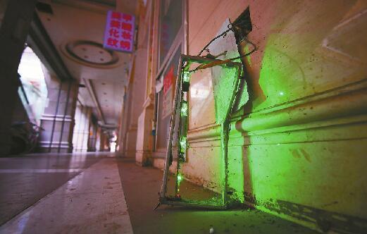 公建停电困局:万豪国际、诚基中心等小区一度被停电