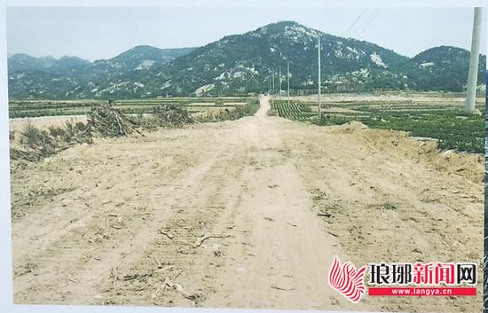 临沂芝麻墩:20年老路换新颜 村容村貌大变样