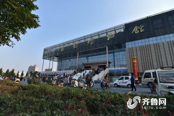 巨野博物馆揭开沉睡两千年昌邑故国面纱 刘贺父子曾在巨