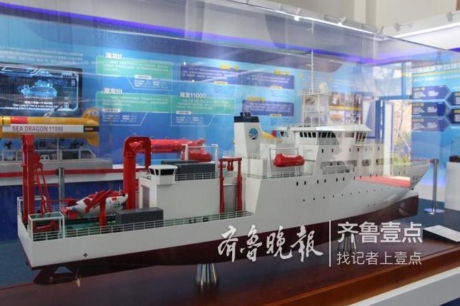 """蛟龙新母船明年上半年交付 """"三龙""""有望同船作业"""